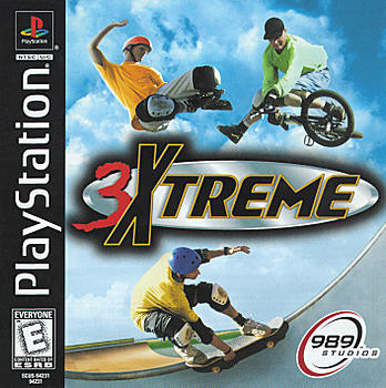3xtreme psx iso